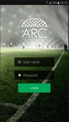 ARC - aplikace